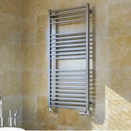 Дизайн-радиатор ISAN Quadrat Inox