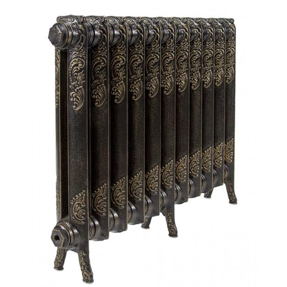 Чугунный радиатор Exemet Rococo, 1 секция