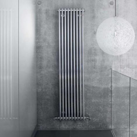Стальной трубчатый радиатор Zehnder Charleston Chrome