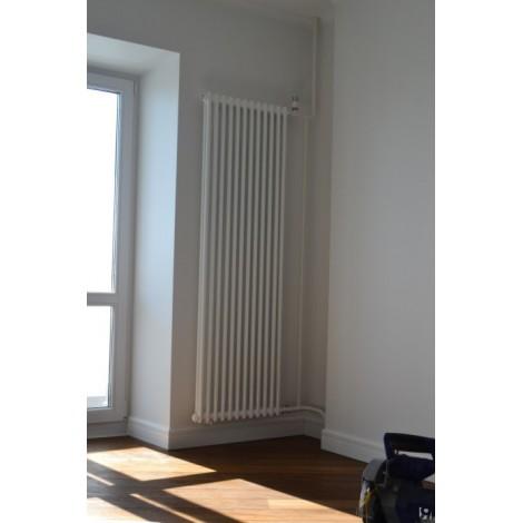 Стальной трубчатый радиатор Zehnder Charleston 2180, боковое подключение
